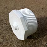PVC Threaded Plug