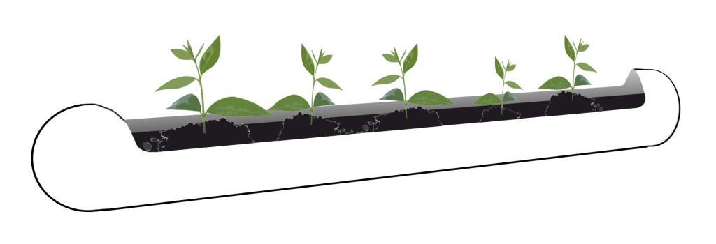 PVC Gardening