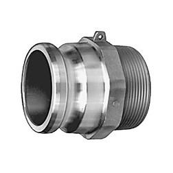 Camlock Part F Male Adapter