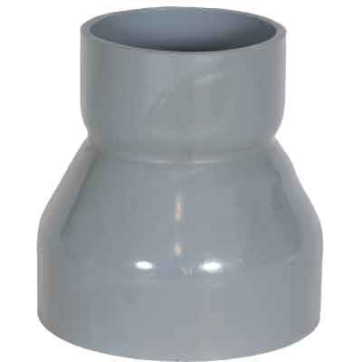 "8 x 4"" CPVC Duct Reducer Coupling 1834-RC-0804"