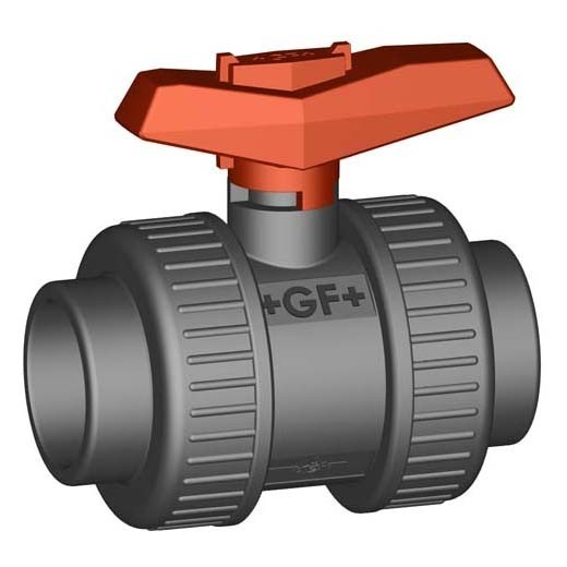 "2"" GF 375 True Union Ball Valve EPDM 161375007"