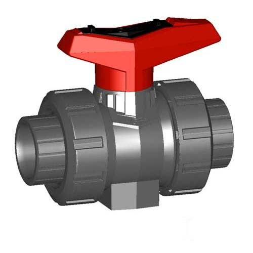 "3/4"" GF 546 True Union Ball Valve EPDM 161546343"