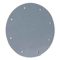 10 inch CPVC Duct Blind Flange 1834-BF-10