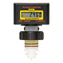 F-1000 Paddlewheel Digital Flow Meter