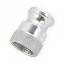 "1"" Flui-PRO AL Camlock Fitting - Male Camlock x FNPT (FP-AL-A-100)"