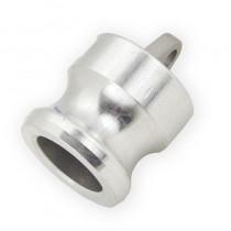 """1"""" Flui-PRO AL Camlock Dust Plug - Male Camlock (FP-AL-DP-100)"""