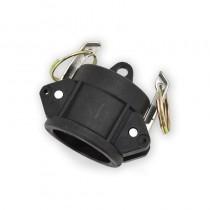 "1"" Flui-PRO PP Camlock Dust Cap - Female Camlock (FP-PP-DC-100)"