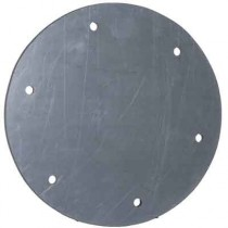 10 inch PVC Duct Blind Flange 1034-BF-10
