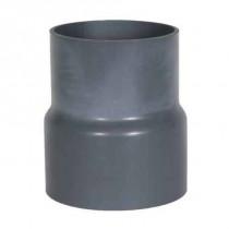 """10"""" PVC Duct Flex Hose Adapter (Spigot) 1033-FHA-10"""