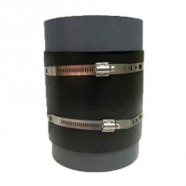 "10"" PVC Duct Flexible Duct Coupling 1034-FC-10"