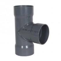 11 x 11 x 11 inch PVC Duct Tee 1034-T-11