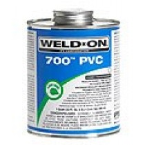 Weld-On 700 Fast Setting PVC Cement