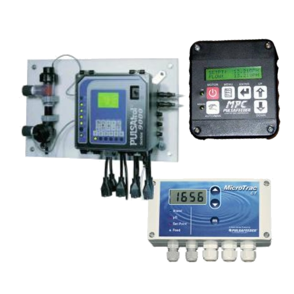 Pulsafeeder Controllers Specific Products