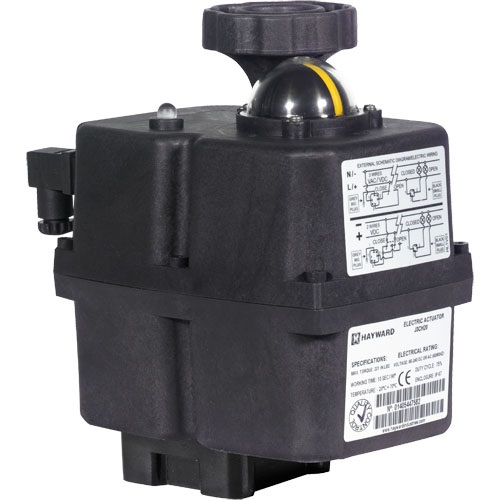 Hayward ECP Series Electric Actuators