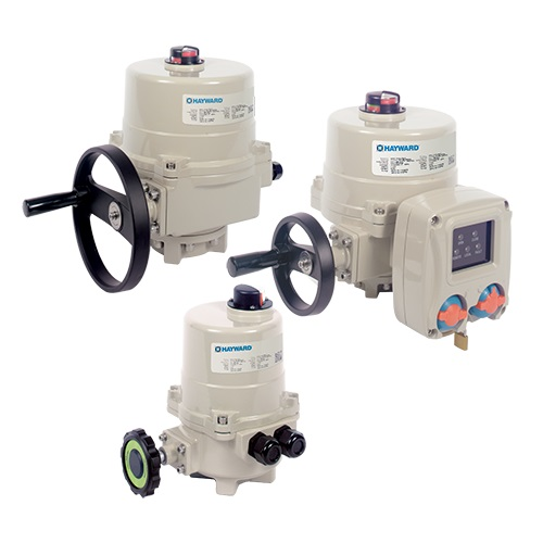 Hayward HRS Series Electric Actuators