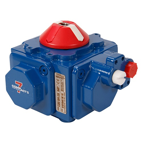 Hayward PCD Series Pneumatic Actuator
