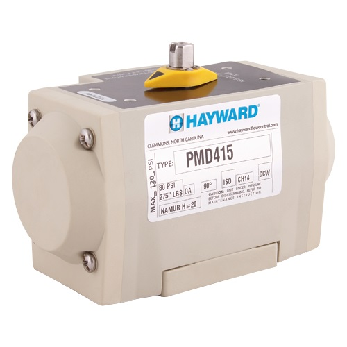 Hayward PMD4 Series Pneumatic Actuators