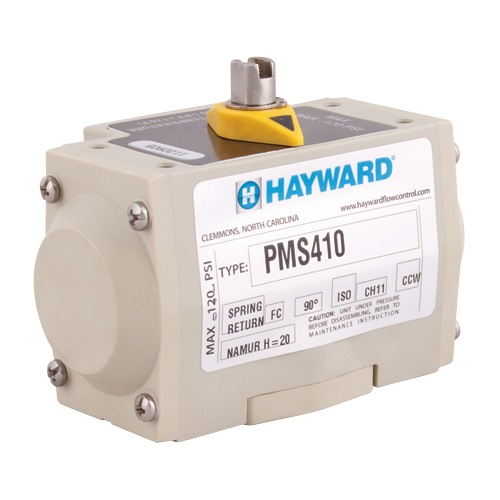 Hayward PMS4 Series Pneumatic Actuator