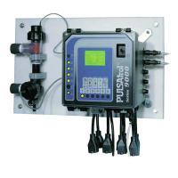 PULSAFEEDER PULSAtrol MC 9300 & MC9500 Series Cooling Tower Controller