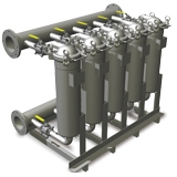 Eaton MODULINE Series Multi-Bag Filter Housing