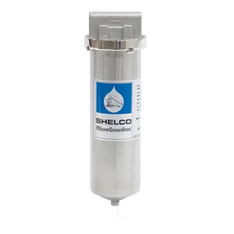 Shelco Filters RH Series Single Cartridge Filter Housings