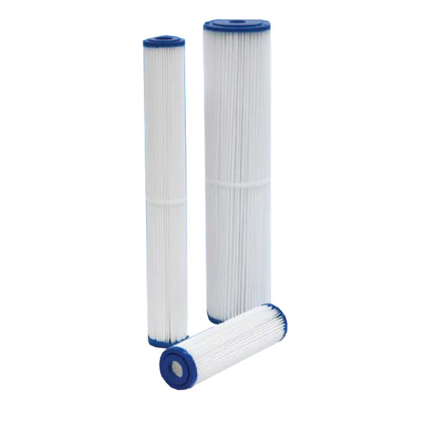 Shelco MicroSentry MEE Series Economical Pleated Filter Cartridges