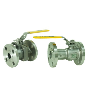 Flanged Ball Valve Thumb