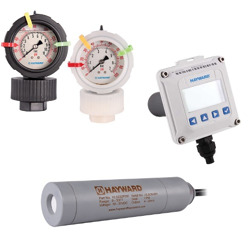 Hayward Instrumentation