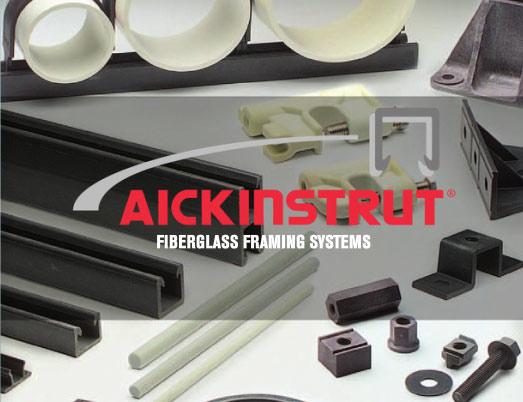 Aickinstrut Fiberglass Strut