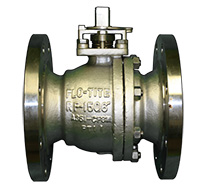 EZ Flanged Ball Valve
