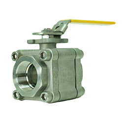 3-Piece Ball Valve Thumb