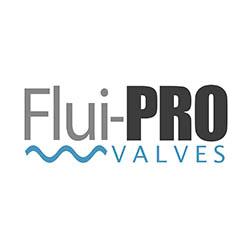 Flui-PRO Valves Logo Thumb
