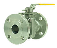 Full-Flo Flanged Ball Valve