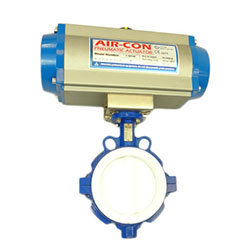 MaxSeal Chem-Flo Series Butterfly Valve