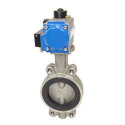 Chem-Tek Model 53 Butterfly Valve