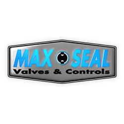 MaxSeal Valves Logo