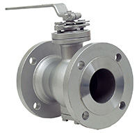 Performance Series Flanged Ball Valve