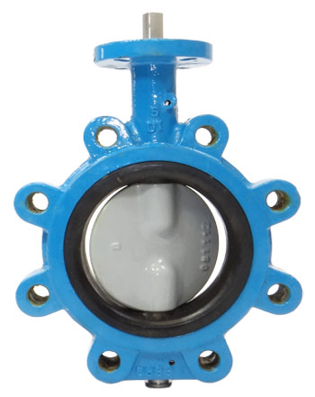 Heavy Duty Max-Seal Butterfly Valve