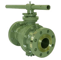 Flo-Tite Trunnion Ball Valve