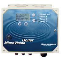 PULSAFEEDER MicroVision Programmable Boiler Controller