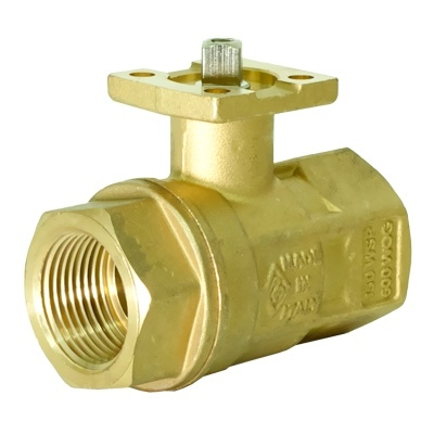 Flotite DM50 Brass Direct Mount Ball Valves