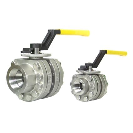 Titan Series Ball Valves