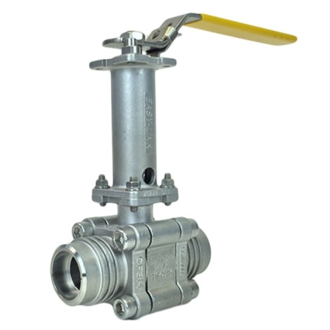 Tri-Pro Series Ball Valves